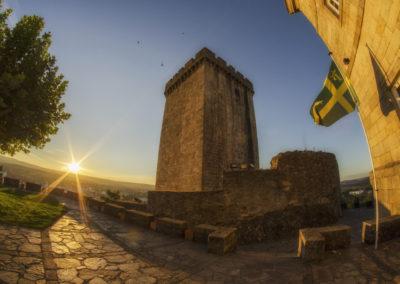 Torre del Castillo de Monforte de Lemos