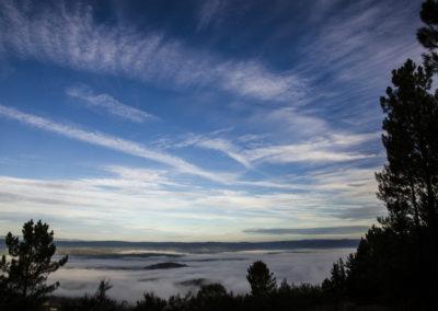 Nevoas no Val de Lemos