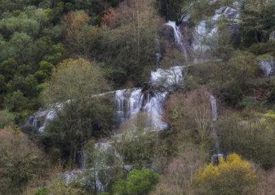 Fervenzas no Cañón (Ourense)