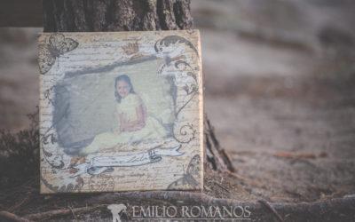 El Álbum de Comunión de Carlota