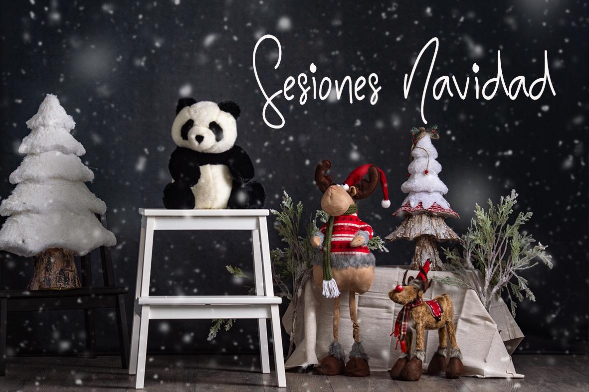 SESIONES DE NAVIDAD!!